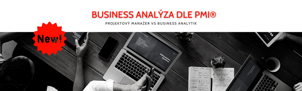 kurz business analýzy dle PMI, projektová manažer versus business analytik